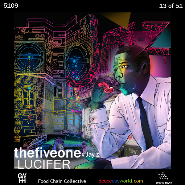 The Five One X Jay-Z X Max Romeo- Lucifer Remix.